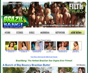 Hot Brazilian Sex Orgy Videos from Brazilbang - Brazil Bang
