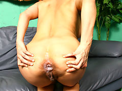 Nadia Styles interracial anal creampie